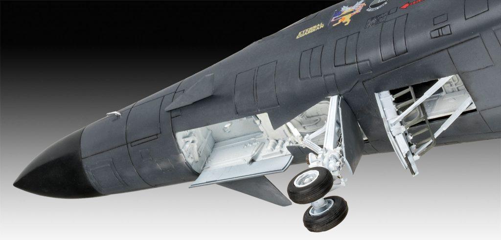 B-1B Lancer - Räder 2