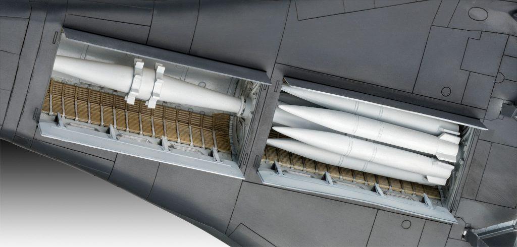 B-1B Lancer - Bomben
