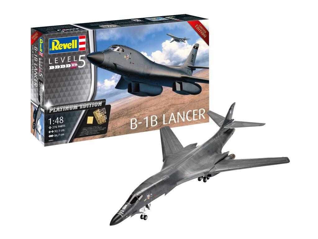 Revell B1 B Lancer